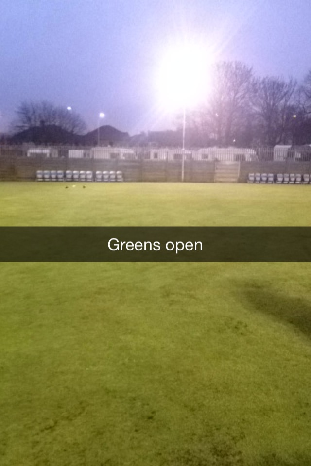 Opening of the Green 2015